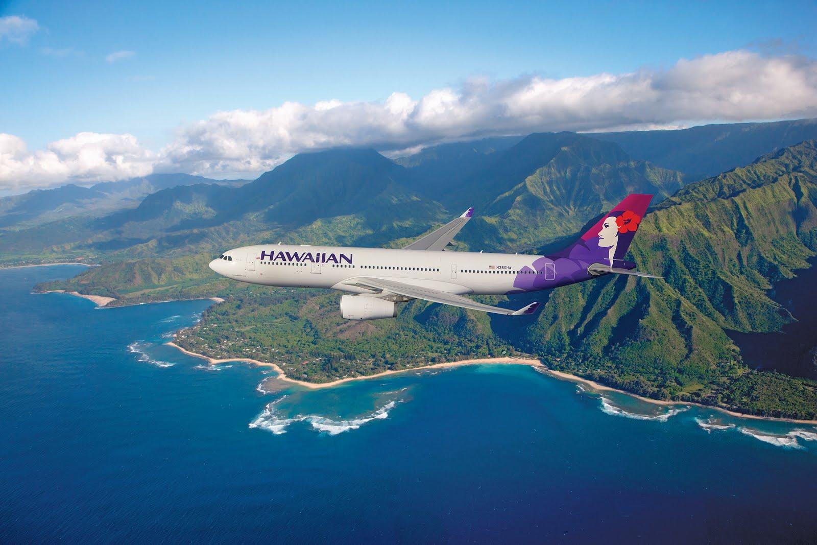 Hawaiian Airlines Serenades Sale
