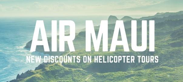 Air Maui Discounts