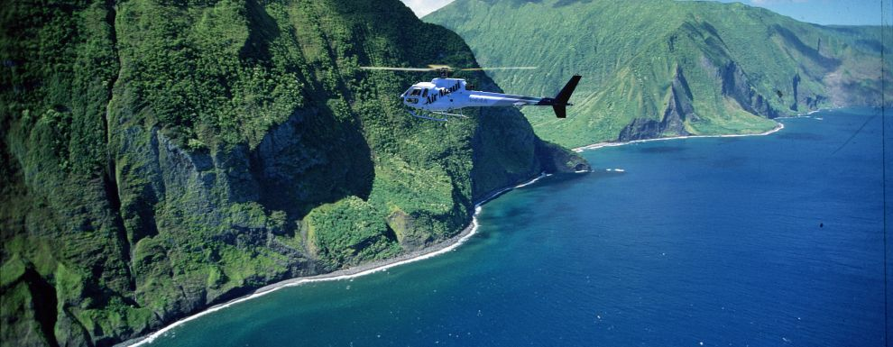 Air Maui's West-Maui - Molokai deluxe flight