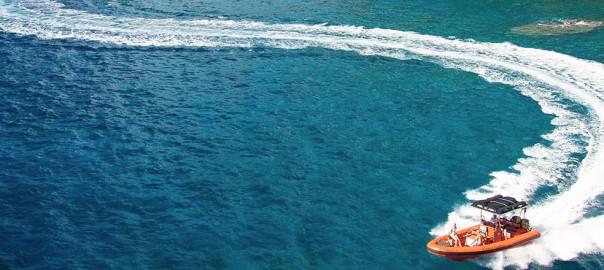 Ocean Riders Extreme Lanai Snorkel Adventure